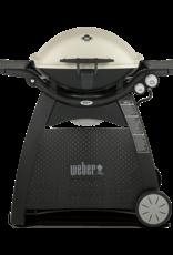 Weber  Q 3200 Gas Grill LP Titanium