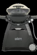 Weber Weber Q 3200 Gas Grill NG Titanium