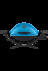 Weber  Q 1200 Gas Grill LP Blue 51080001