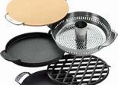 Gourmet BBQ System