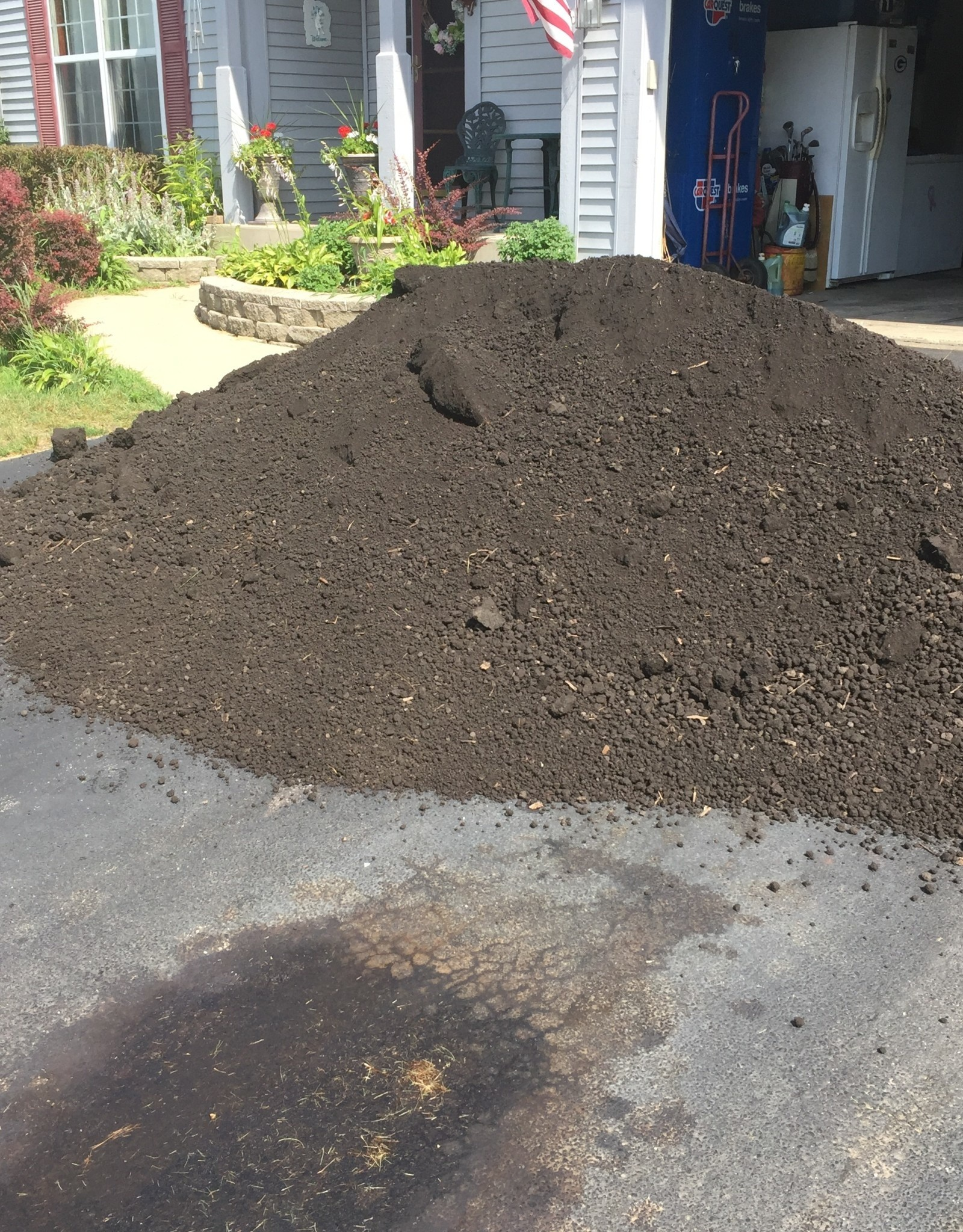 Pulverized Topsoil