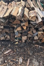 Mixed Hardwood Firewood Quarter Face Cord