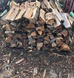 Mixed Hardwood Firewood Quarter Face Cord