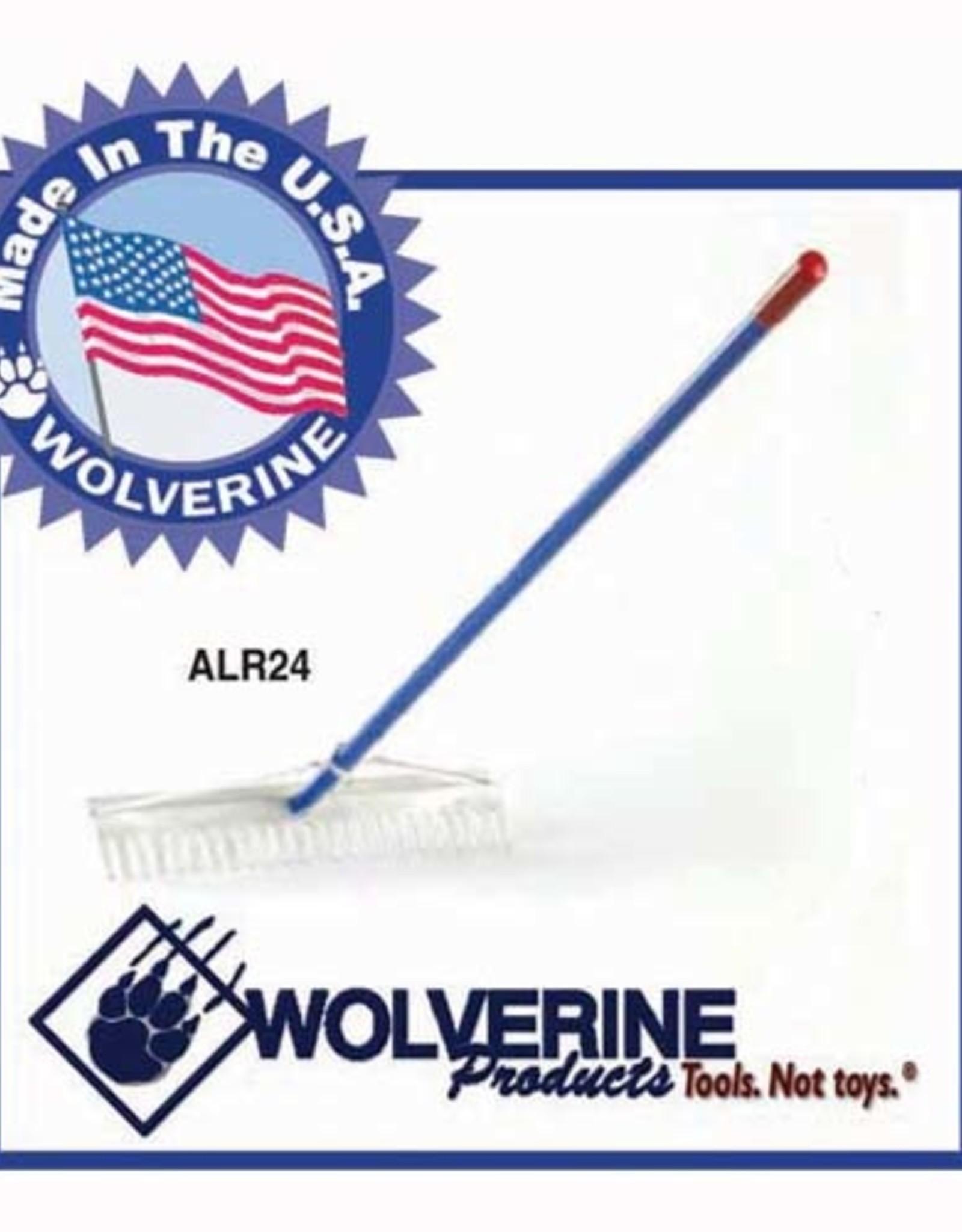 Wolverine Aluminum Landscape Rake