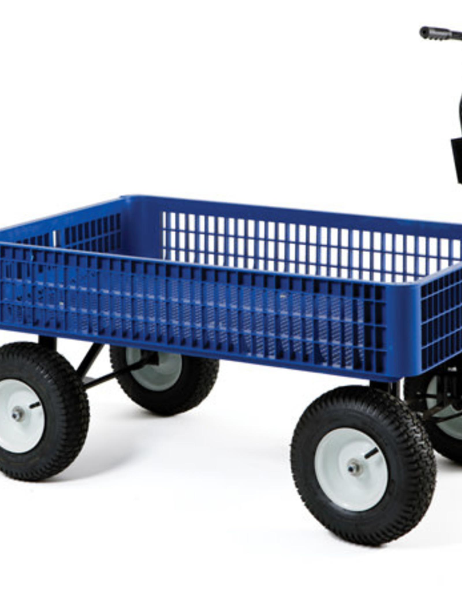 """Wolverine Poly Utility Wagon 30"""" x 46"""" x 7 1/2"""" P48UW"""