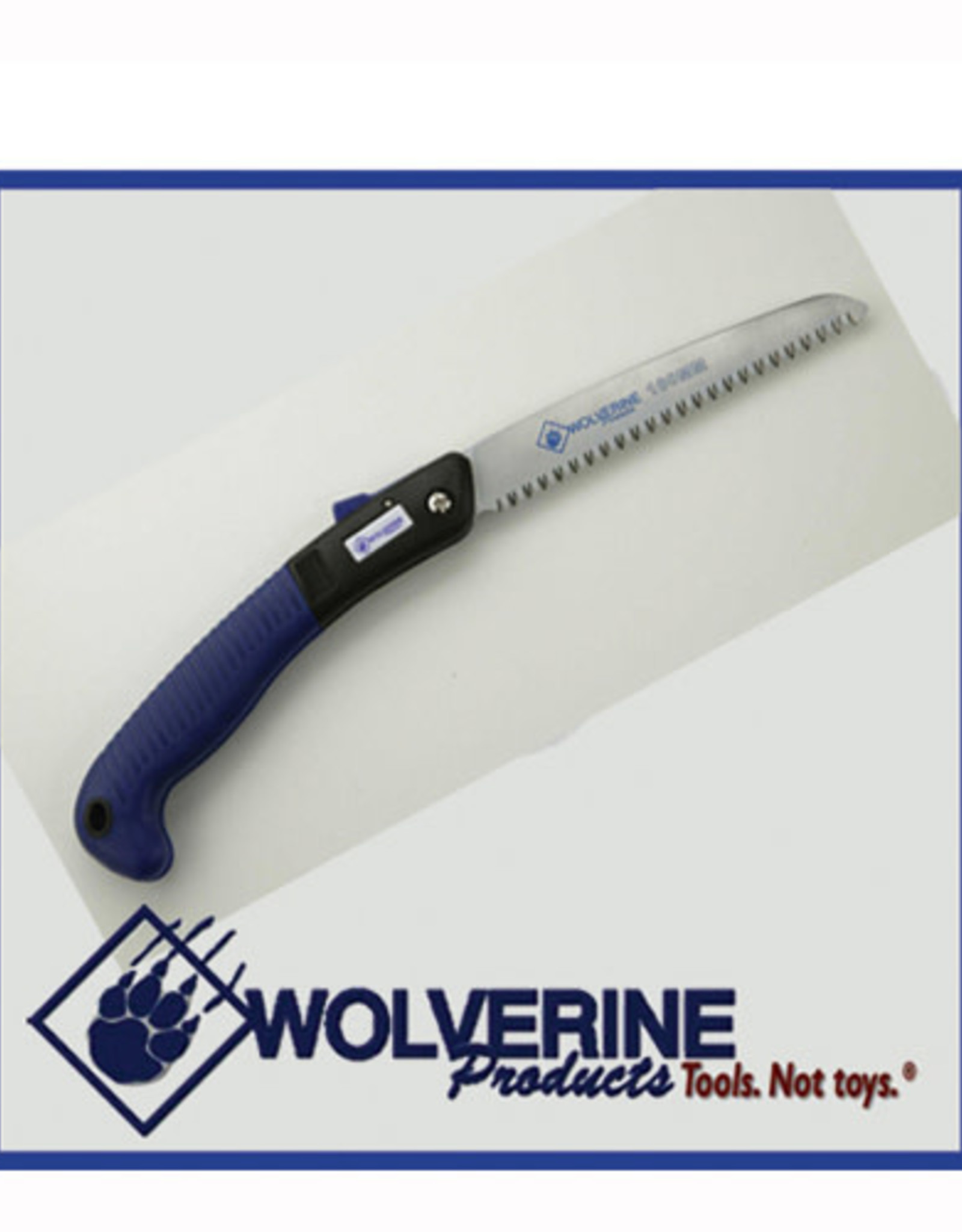 Wolverine Pruning Saw