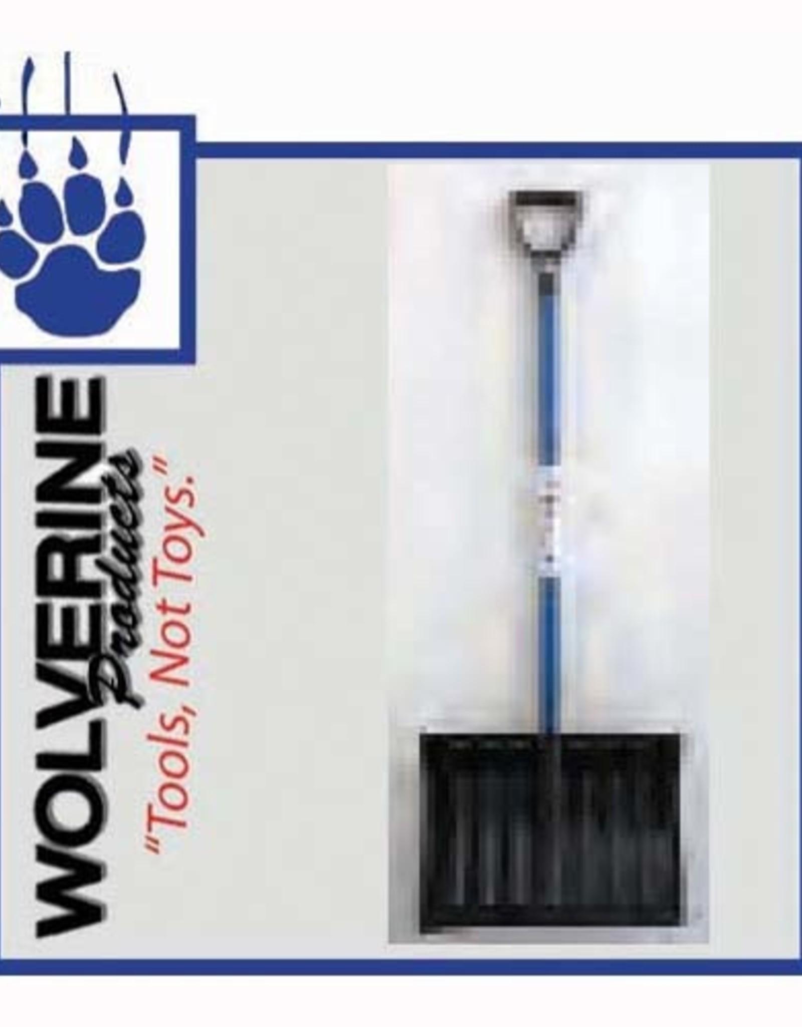 "Wolverine Snow Shovel, 18"""