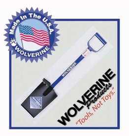 "Wolverine Spade, 12"" straight, D-handle"