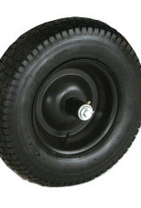 Wolverine spare  tire for cart, flat free