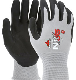 Wolverine Nylon shell & nitrile dipped glove