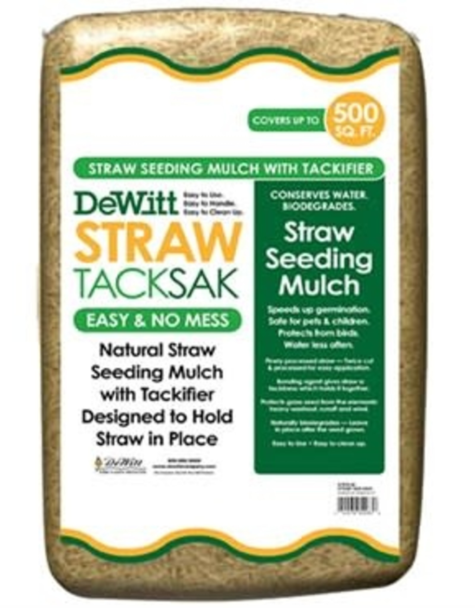 DeWitt Straw TackSak