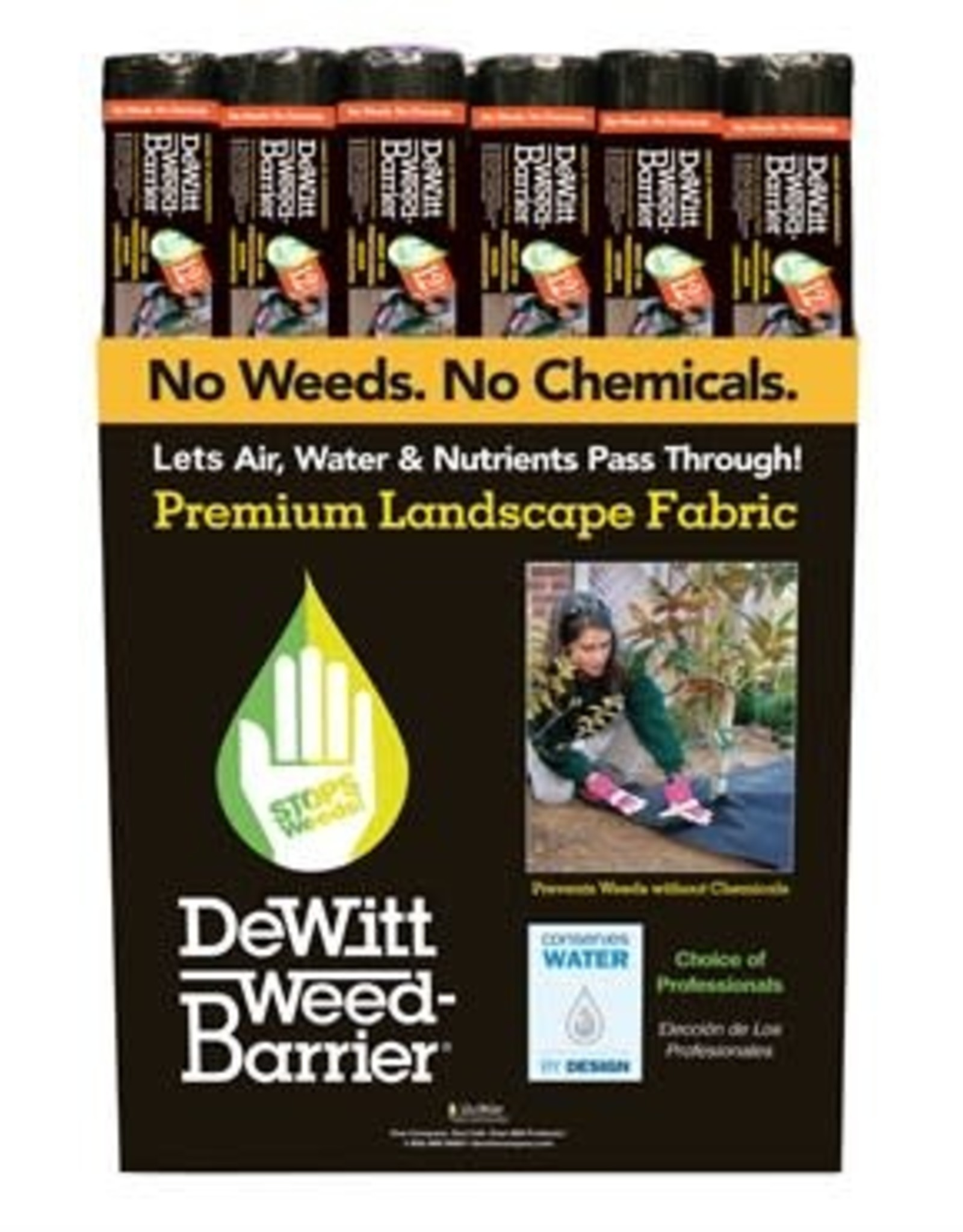DeWitt Weed Barrier Fabric