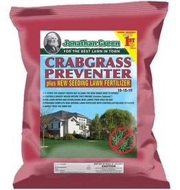 Jonathan Green Crabgrass Preventer + New Seeding Lawn Fertilizer