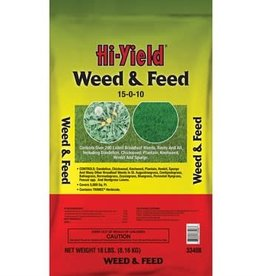 VPG Hi-Yield® Weed & Feed