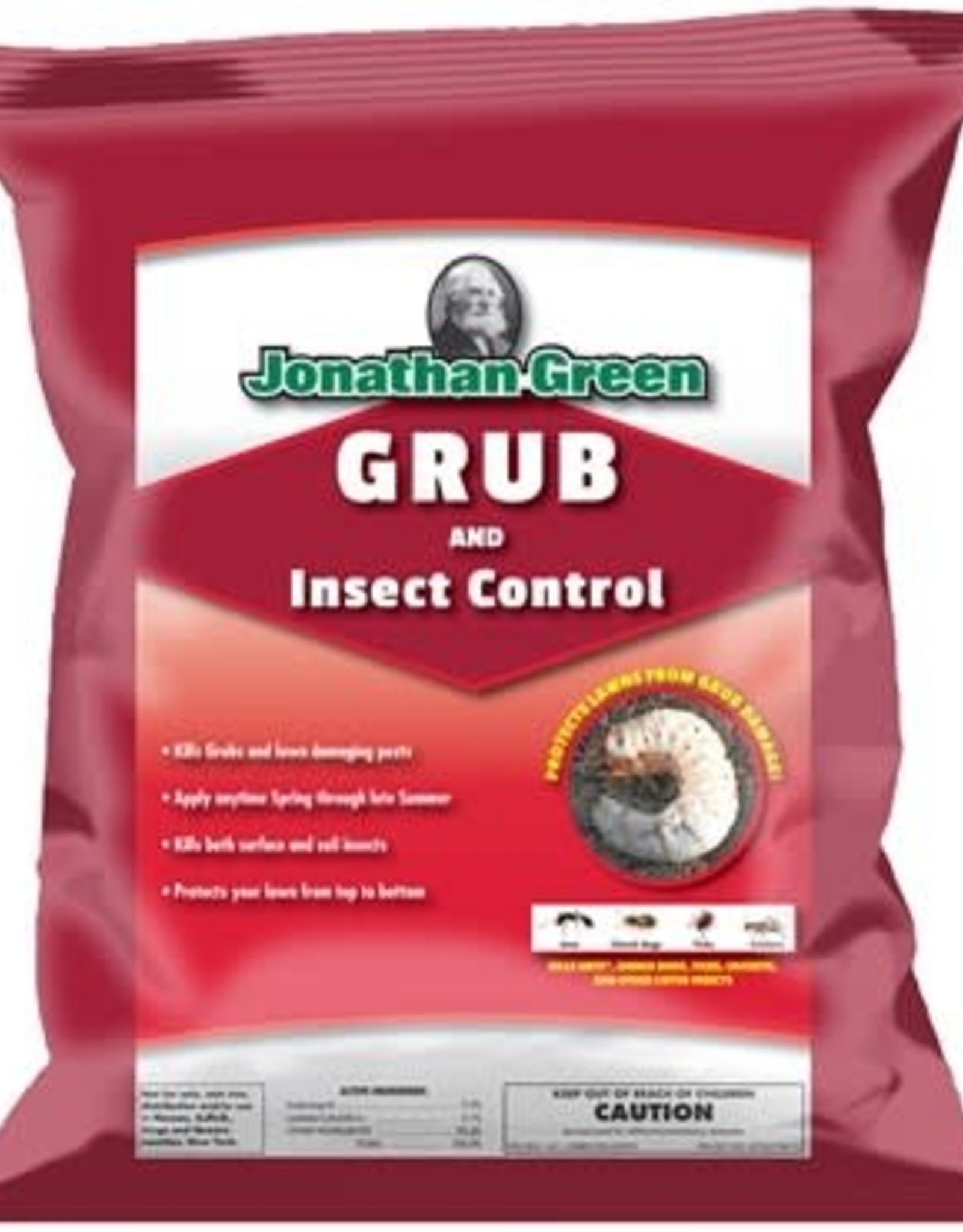 Jonathan Green Grub & Insect Control Granules 8lb