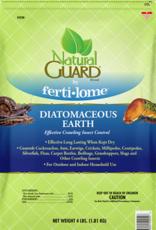 VPG ferti-lome Natural Guard Diatomaceous Earth 4lb