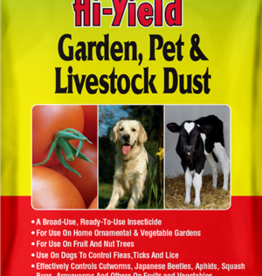 Hi-Yield Garden, Pet & Livestock Dust 4lb