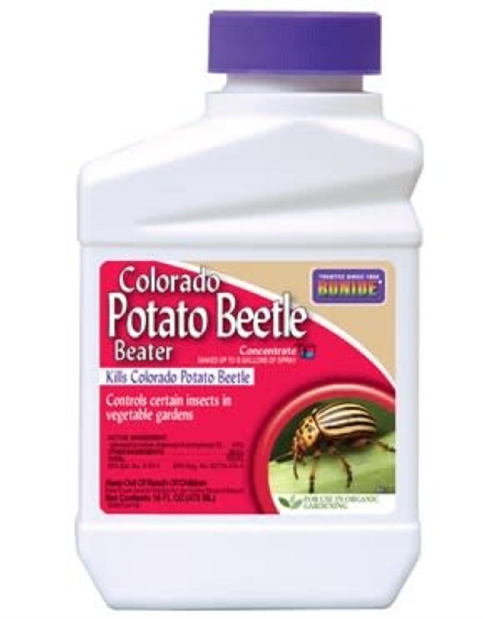 Bonide Colorado Potato Beetle Beater 16oz Concentrate