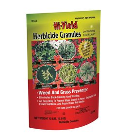 Hi-Yield Herbicide Granules W/Treflan 15#