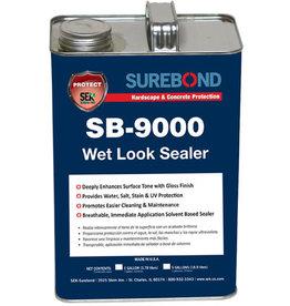 SEK Surebond SEK SUREBOND SB-9000 Wet Look Sealer, Gallon