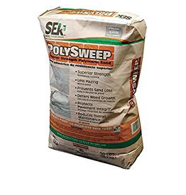 SEK Surebond PolySweep X-Treme Wide Joint Paver Sand, Tan