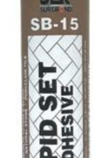 SEK Surebond SB-15 Rapid Set Adhesive, 10.3oz.