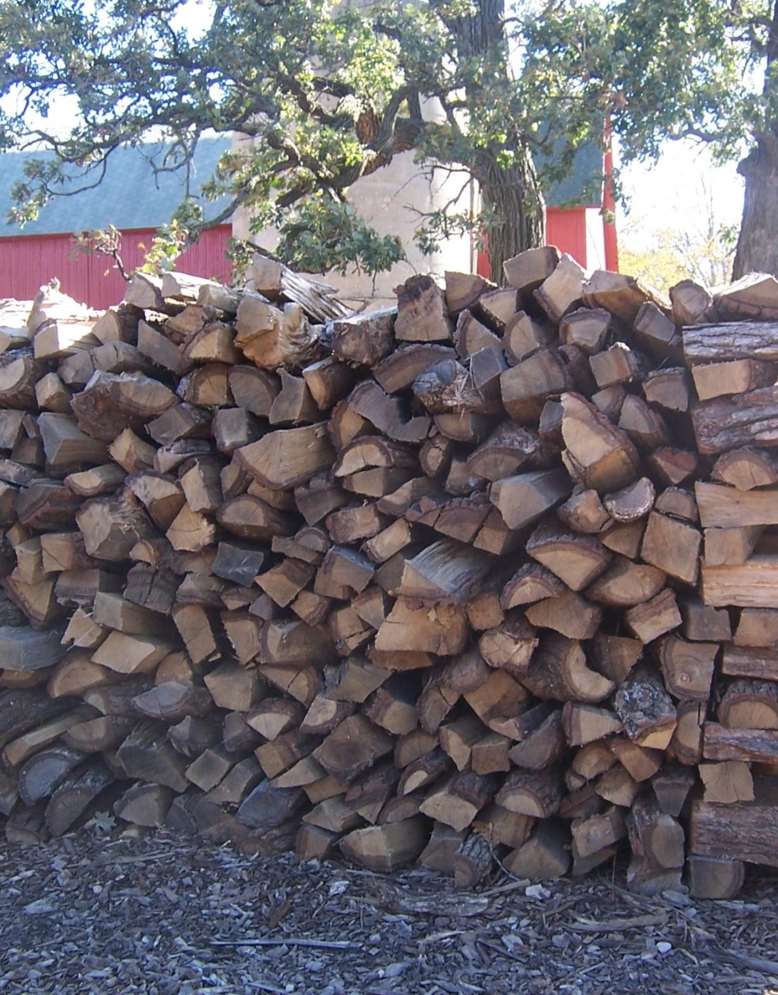 Oak Firewood Face Cord