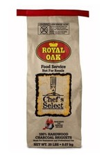 Royal Oak 100% Charcoal Briquettes, 20 Lb
