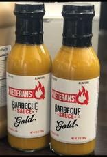 Veteran's Q Gold Barbeque Sauce