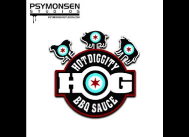 Hot Diggity Hog