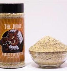 BBQ Superstore The Judge Garlic Pepper Rub