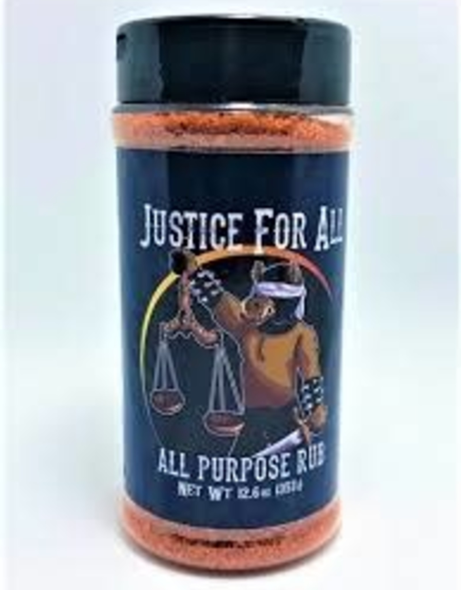 BBQ Superstore Justice For All all-purpose rub