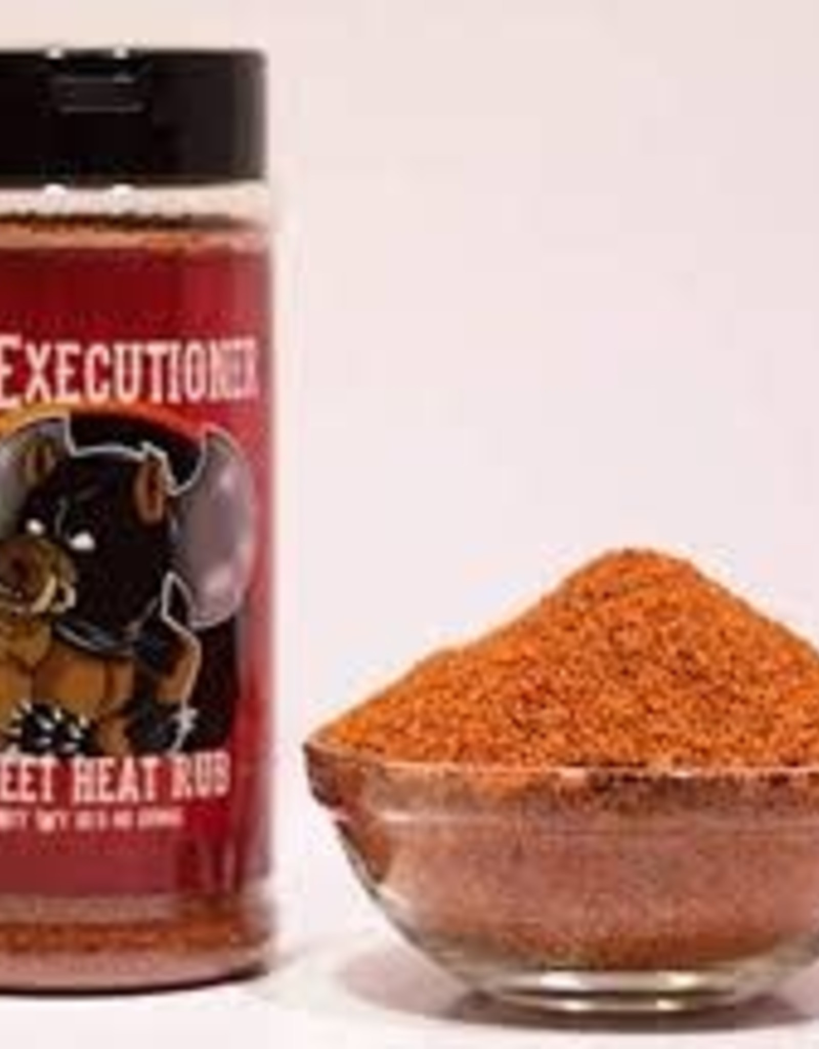 BBQ Superstore The Executioner Sweet Heat Rub