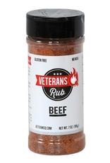 Veteran's Q Beef Rub