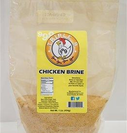 BBQ Superstore Triple 9 Chicken Brine