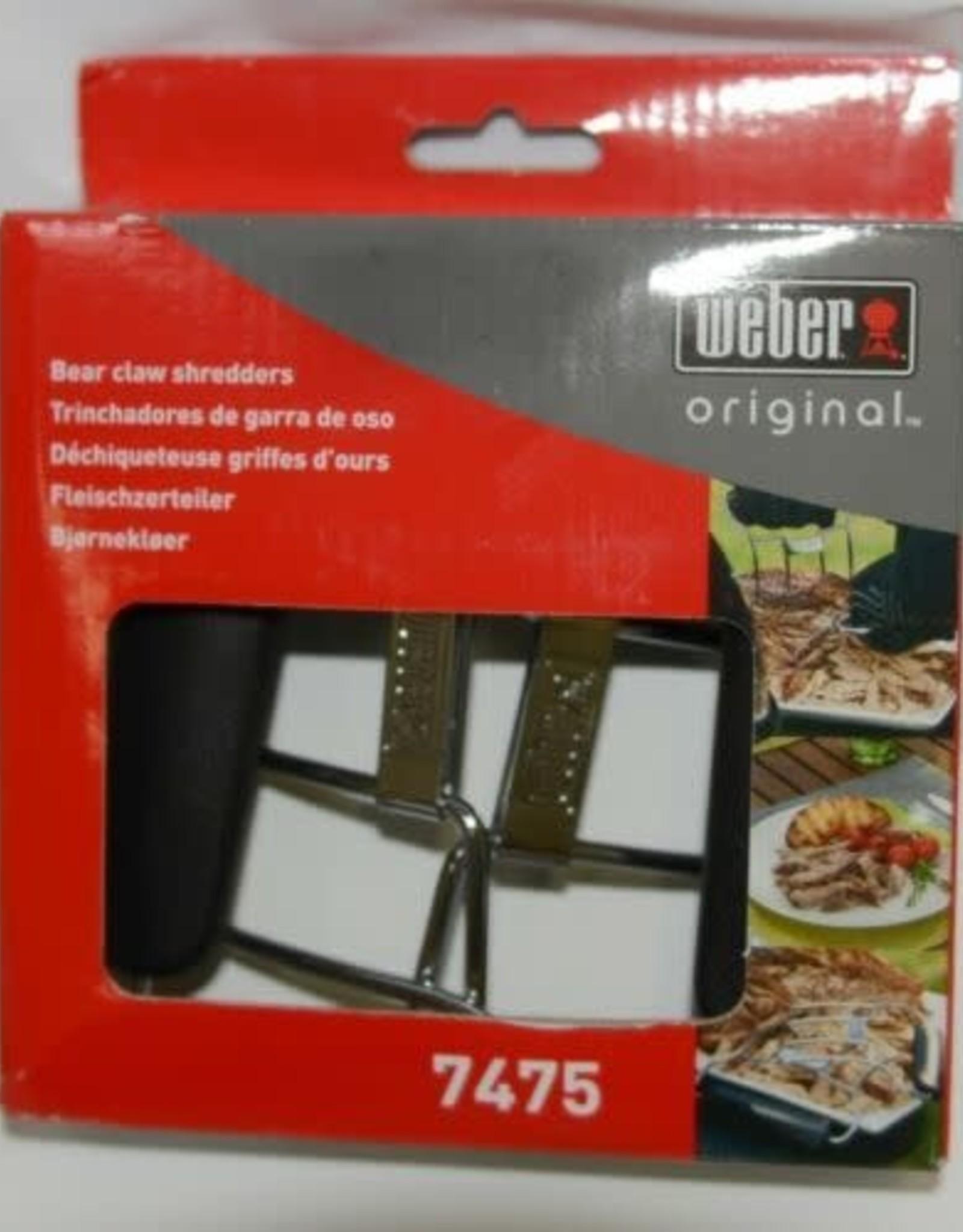 Weber Bear Claw Shredders