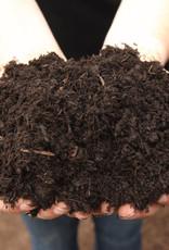 Midwest Trading Bark Fines Hardwood Bark Mulch, 2cf bags