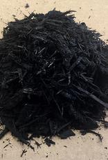 Dyed Black Mulch, 2cf Bag