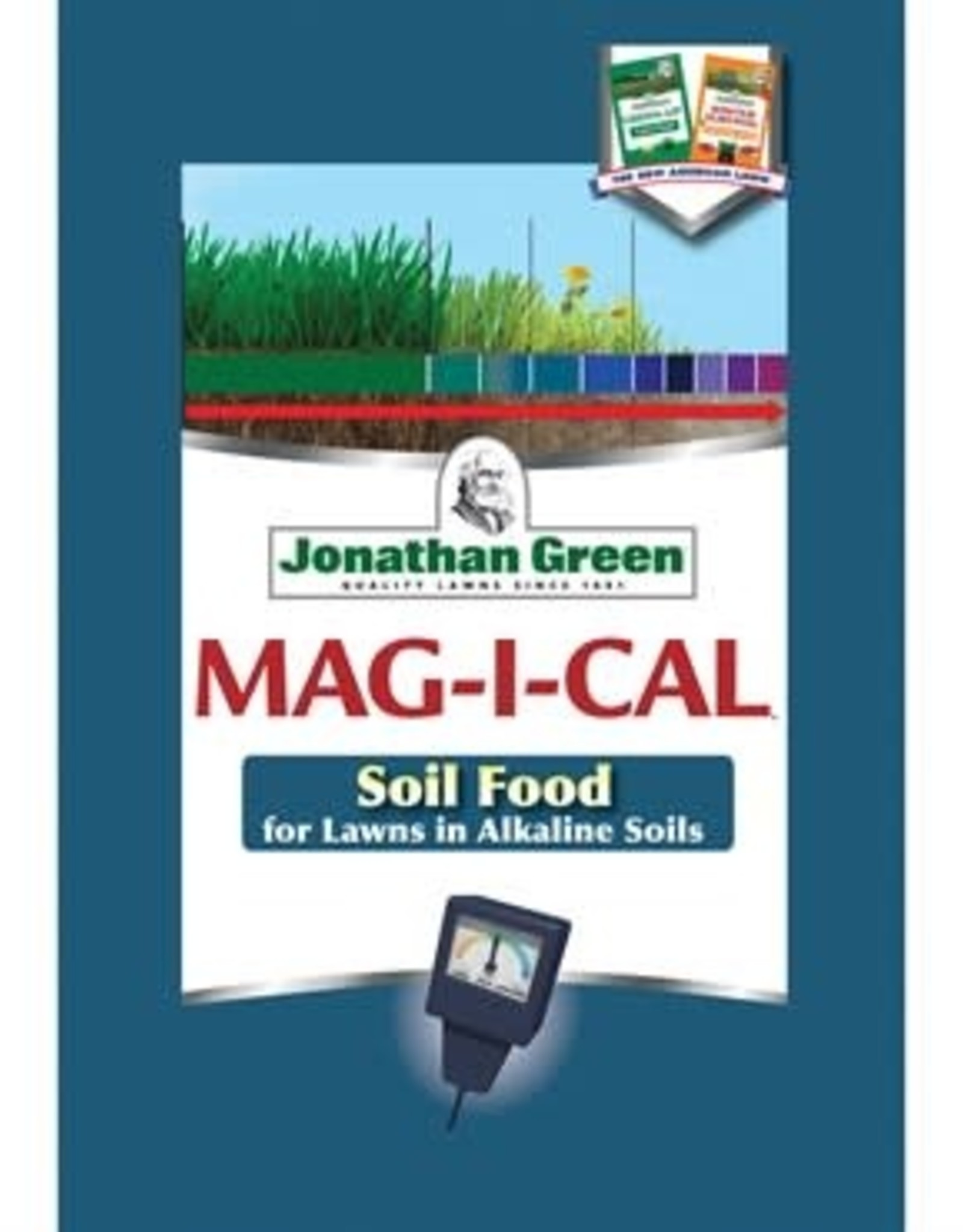 Jonathan Green MAG-I-CAL Alkaline Soil Food 20lbs.