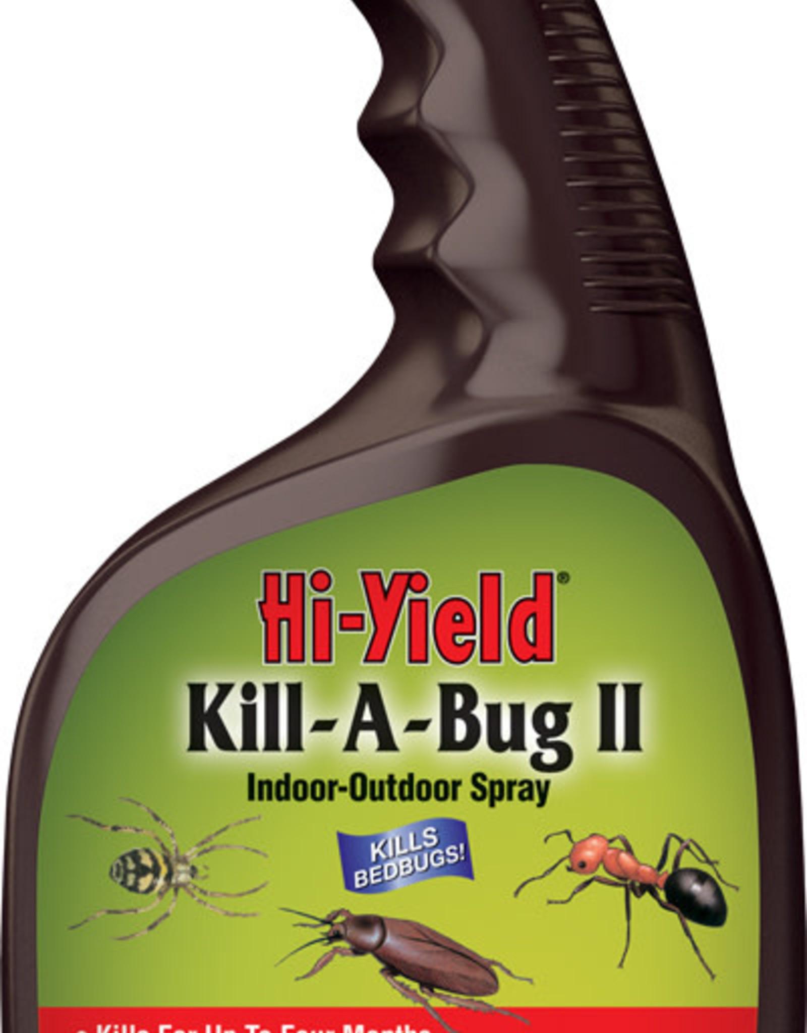 Hi-Yield Kill-A-Bug II 32oz Indoor/Outdoor Spray