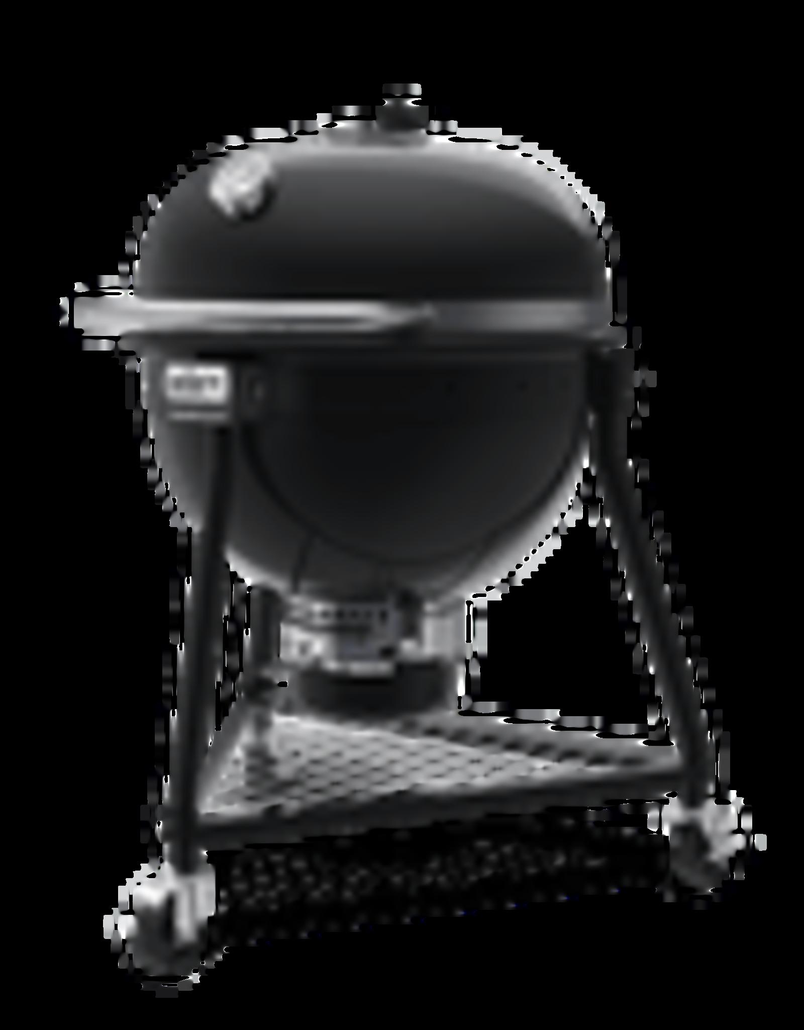 "Weber Weber Summit Kamado E6 24"" Charcoal Grill Black 18201001"