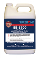 SEK Surebond SB-8700 Wet-Look Joint Stabilizing Solvent Based Sealer with Anti-Fungal