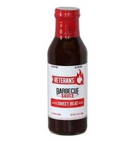 Veteran's Q Sweet Heat BBQ Sauce