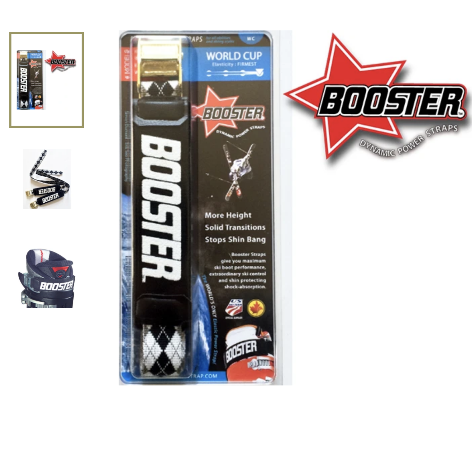 Booster Booster Strap World Cup