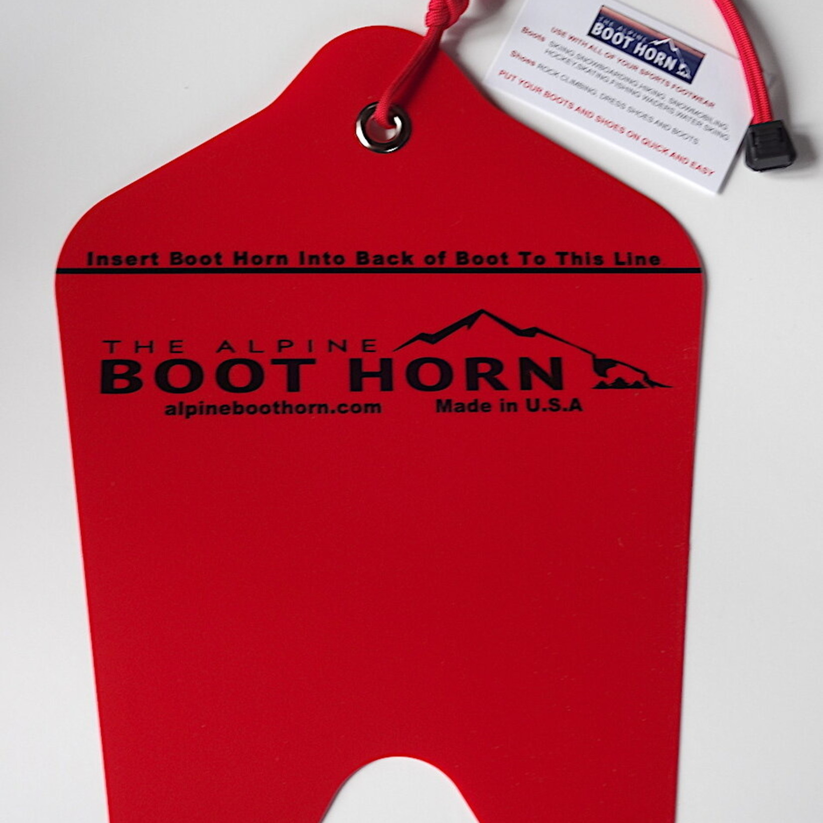IBH Boot Horn