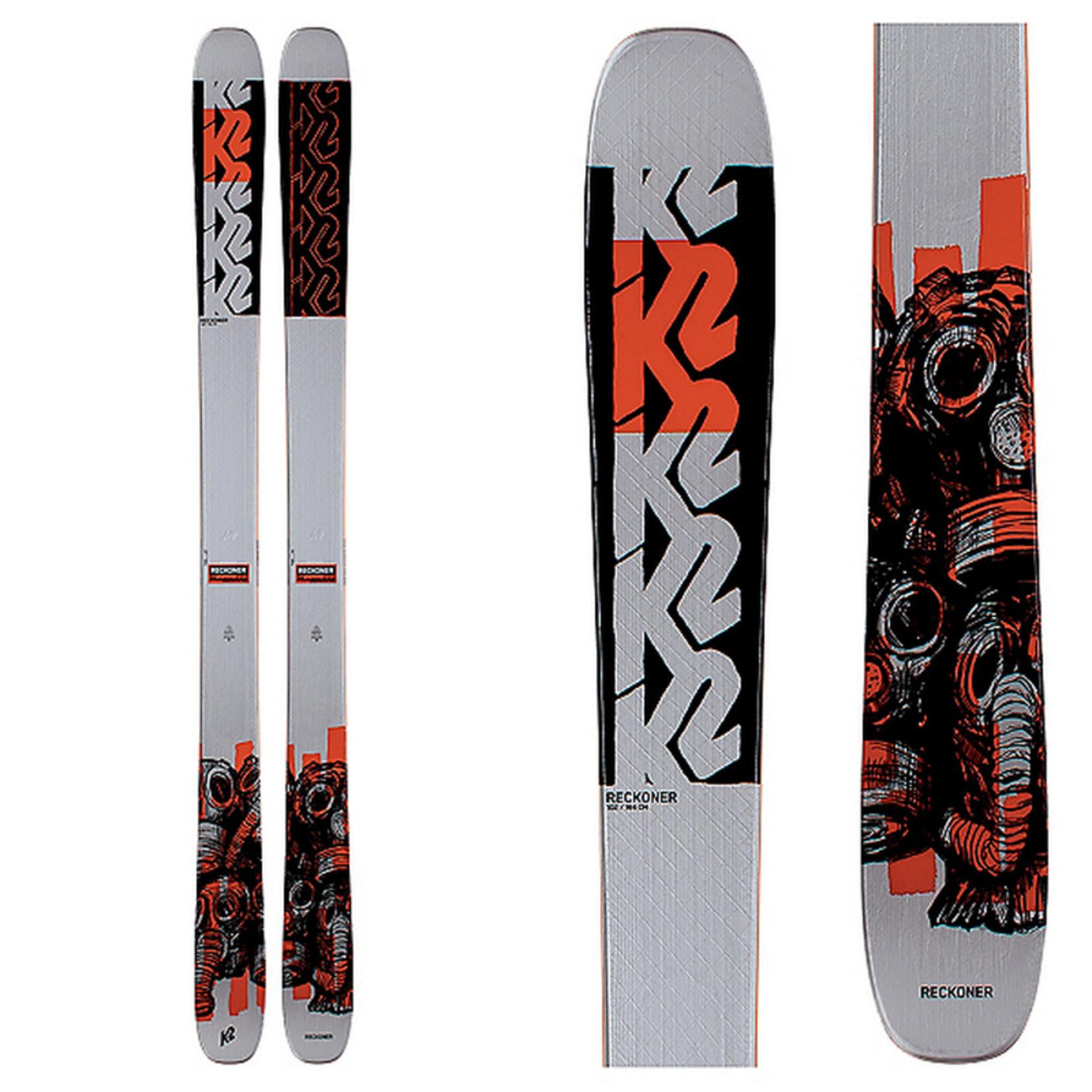 K2 K2 Reckoner 102