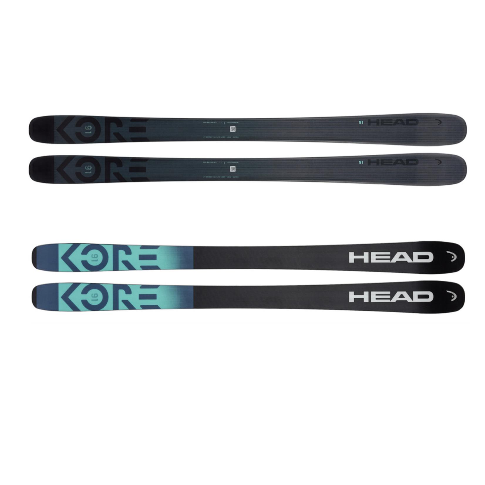 Head Head Kore 91 W