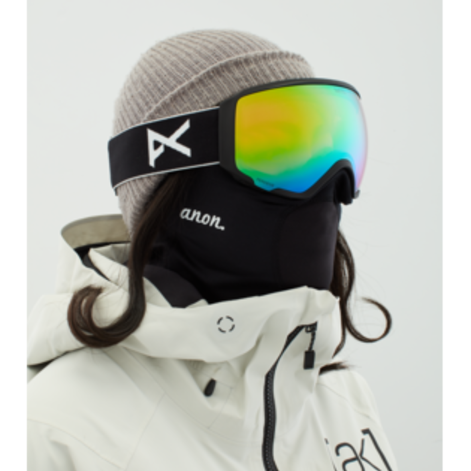 Anon Anon WM1 Goggles + Bonus Lens + MFI® Face Mask