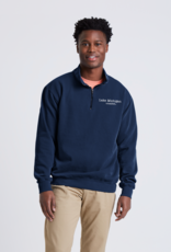 Fish Back Quarter Zip Sweatshirt