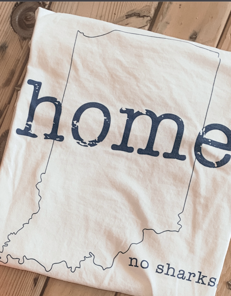 """home"" Short Sleeve Tee"